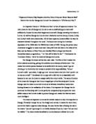 Essay mice and men dreams