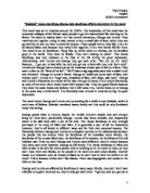 from a close study of the opening of the novel essay Ending the essay: conclusions so much is at to close the discussion without closing it off for example, an essay on the novel.
