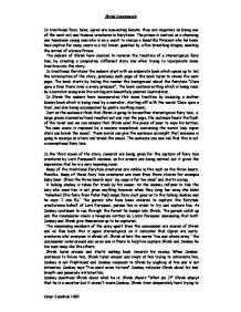 Shrek introduction essay