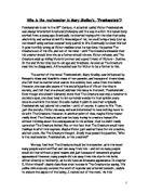 Frankenstein essay similarities between victor and the monster