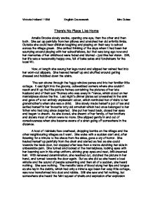 A place i like to visit essay paragraph