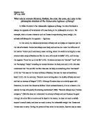 an inspector calls eric essay