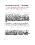 macbeth vs the chrysalids essay
