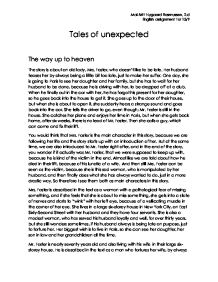 analysis of two stories from roald dahl s tales of the unexpected page 1 zoom in