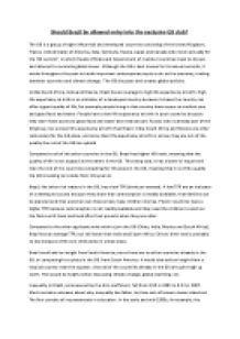 brazil and united states healthcare essay Brazil faces with the topic of corruption in its causes of corruption the public schools in brazil are not like the ones here in the united states.