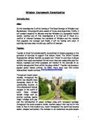 geography windsor coursework View elizabeth windsor's profile on linkedin, the world's largest professional community elizabeth has 5 jobs listed on their profile see the complete profile on linkedin and discover elizabeth's connections and jobs at similar companies.