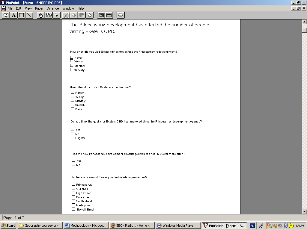Like to fill out my psychology questionnaire for my coursework?