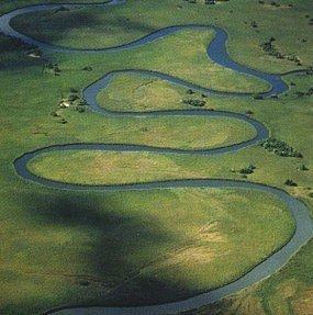 river tees meanders