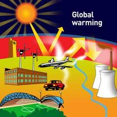 Global warming is a growing problem in the world but the ...