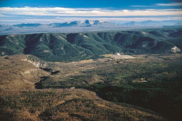 the valles caldera essay This land use history of the valles caldera national preserve (vcnp) would not  have been possi-  chapter 4 offers a summary of baca location history.