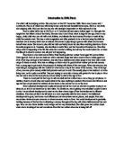 introduction to child development essay