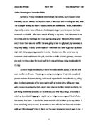 Child development essay