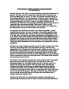 The Holocaust - GCSE History - Marked by Teachers.com