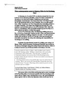 Similarities between stalin and hitler essay