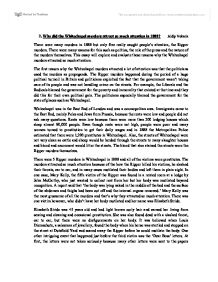 jack the ripper essay outline Jack the ripper history  site we discuss the whitechapel murders of 1888, outline the full  to have been sent by jack the ripper free jack the ripper essay.