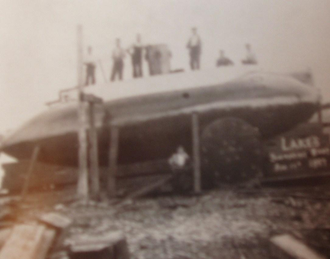 Submarines essay - GCSE History - Marked by Teachers com