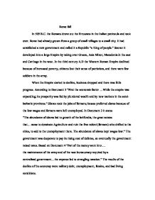 ru essay for you page  why did the r empire fall essay
