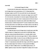 English Essay On Terrorism Related Gcse History Projects Essays Thesis Statements Examples For Argumentative Essays also Thesis Examples For Argumentative Essays Who Sank The Titanic  Gcse History  Marked By Teacherscom Healthy Eating Habits Essay