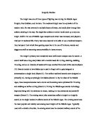 Essay On Healthy Eating Knightly Warfare The Knights Primary And Considered Most Well Known Weapon  Was The  English Essay My Best Friend also How To Write Essay Papers World War One Known As The Great War  Gcse History  Marked By  Making A Thesis Statement For An Essay
