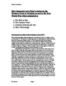 dunkirk essay conclusion