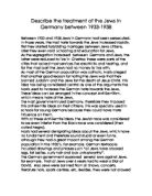 History of the Jews in Germany