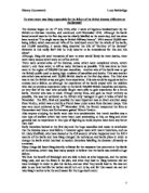 gcse history coursework haig somme Modern world history - schools history project - douglas haig and the battle of the somme in december 1915, haig was appointed commander in chief.