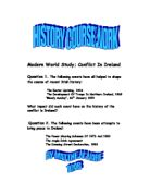 g.c.s.e history coursework ireland Gcse history coursework northern ireland [видео.