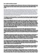 Acharnians essay