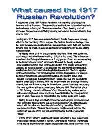 what caused the russian revolution gcse history marked page 1 zoom in