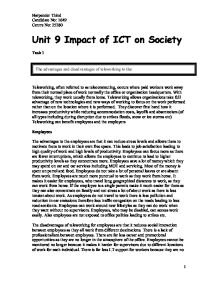 discussion essay of societal impacts on Advice on how to write discussion essays for ielts the general idea is that if children understand about the effects that this is discussion essay.