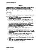 design ict modelling cw essay