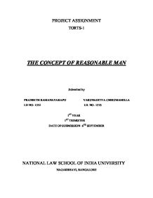 the purpose of law essay gcse law marked by teachers com study the concept of reasonable man and reasonability in tort law
