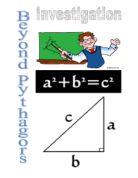 pythagoras coursework