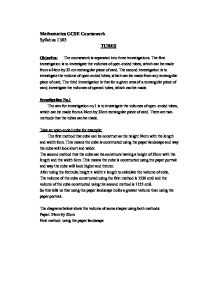 open ended investigation essay