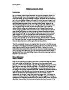 The truman show essay