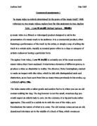 Essay on Music for Kids, Children and Students