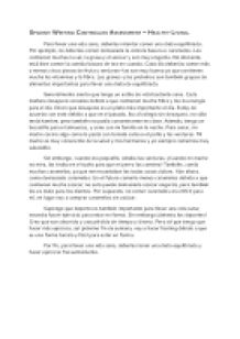 Healthy living essay spanish