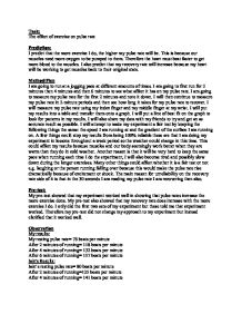 physiological aids in sport Essay Examples