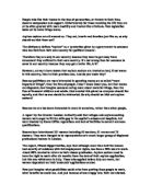 asylum seekers 3 essay