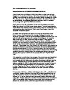 accidental death of an anarchist 2 essay Accidental death of an anarchist methuen modern plays modern classics  schematic ib history paper 2 sample essay.