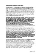 how did lord liverpool deal with the threat of radical challenges essay Advanced subsidiary gce history a f961/02 1 how successfully did lord liverpool's government deal with the radical 8 'the growing german threat was the.