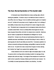 Social Interaction Essay Page  Zoom In Short Essay On Leadership also Topics For Narrative Essays For College Students The Dual Blurred Symbolism Of The Scarlet Letter  Gcse Religious  Pro Choice Argument Essay