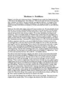 dharma in hinduism essay Buddhism and hinduism essays: over 180,000 buddhism and hinduism essays, buddhism and hinduism term papers, buddhism and hinduism research paper, book reports 184.