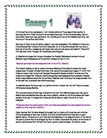 problems a muslim family face living in britain gcse religious in the following essay you will about islam