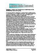 hajj significance essay Why is hajj so important to muslims update cancel answer wiki 11 answers what's the significance of hajj how are crowds managed at hajj what is hajj.