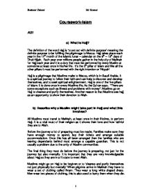 islam and religious group 2 essay Religious studies papers, therefore, should not try to demonstrate or refute provocative religious concepts, such as the existence of god or the idea of reincarnation such issues are supernatural and/or metaphysical as such, they cannot be proven with evidence that is available to everyone.