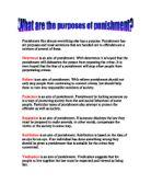 capital punishment just or unjust essay