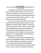 Prejudice and discrimination essay