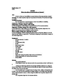 osmosis jones essay