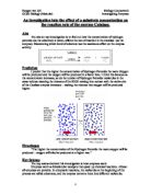 Free Science essays